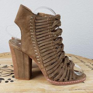 Dolce Vita AMINA woven heel sandals 7
